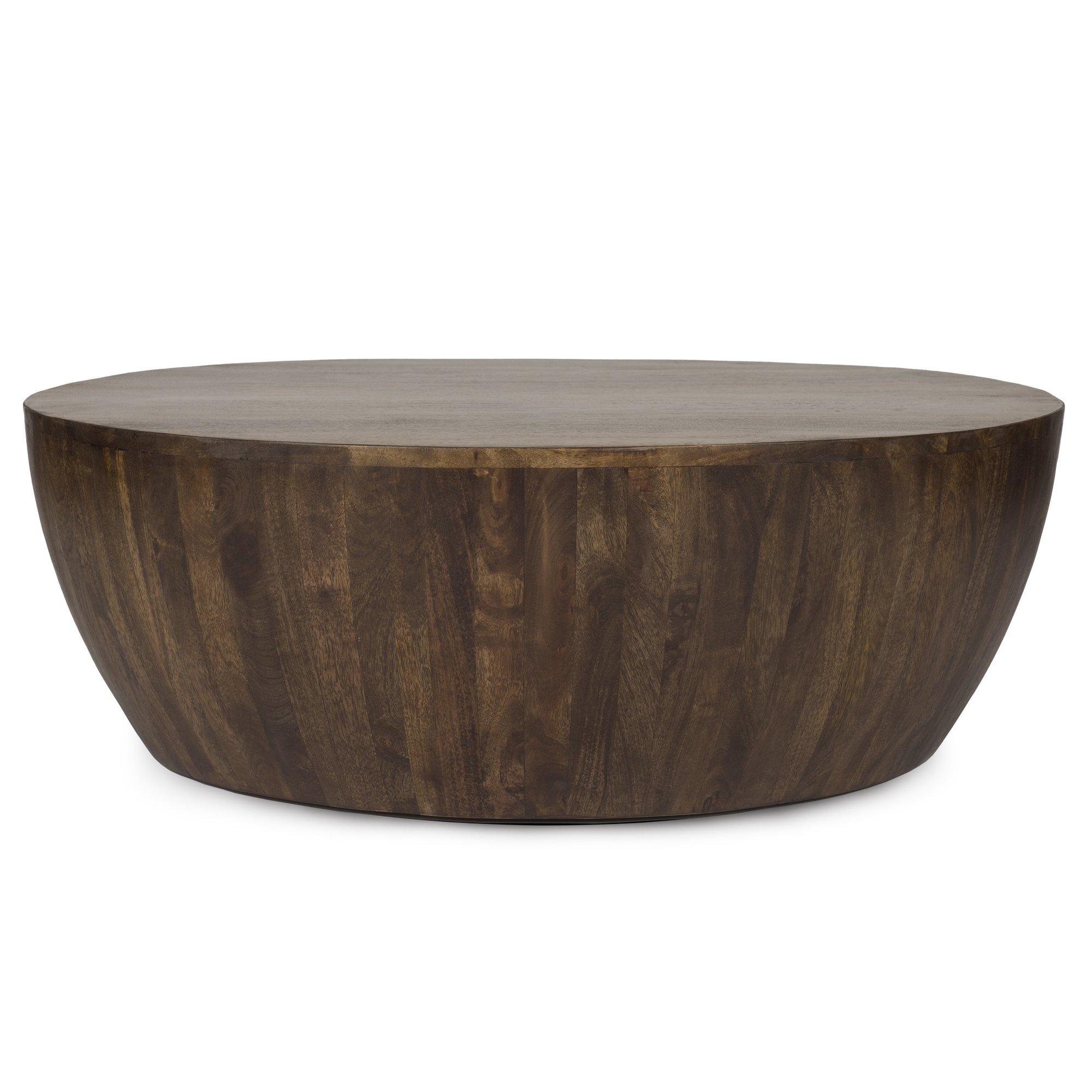 Goa Coffee Table - Walnut