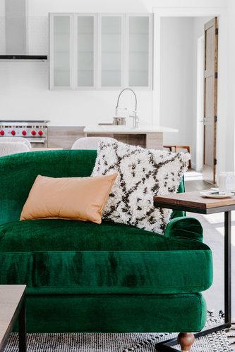 Handwoven Wool Pillow
