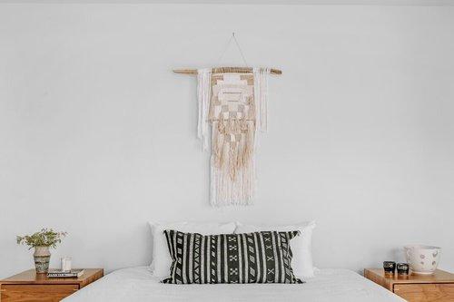 Textured Neutral Weaving