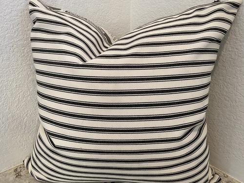 Newsprint Pillow