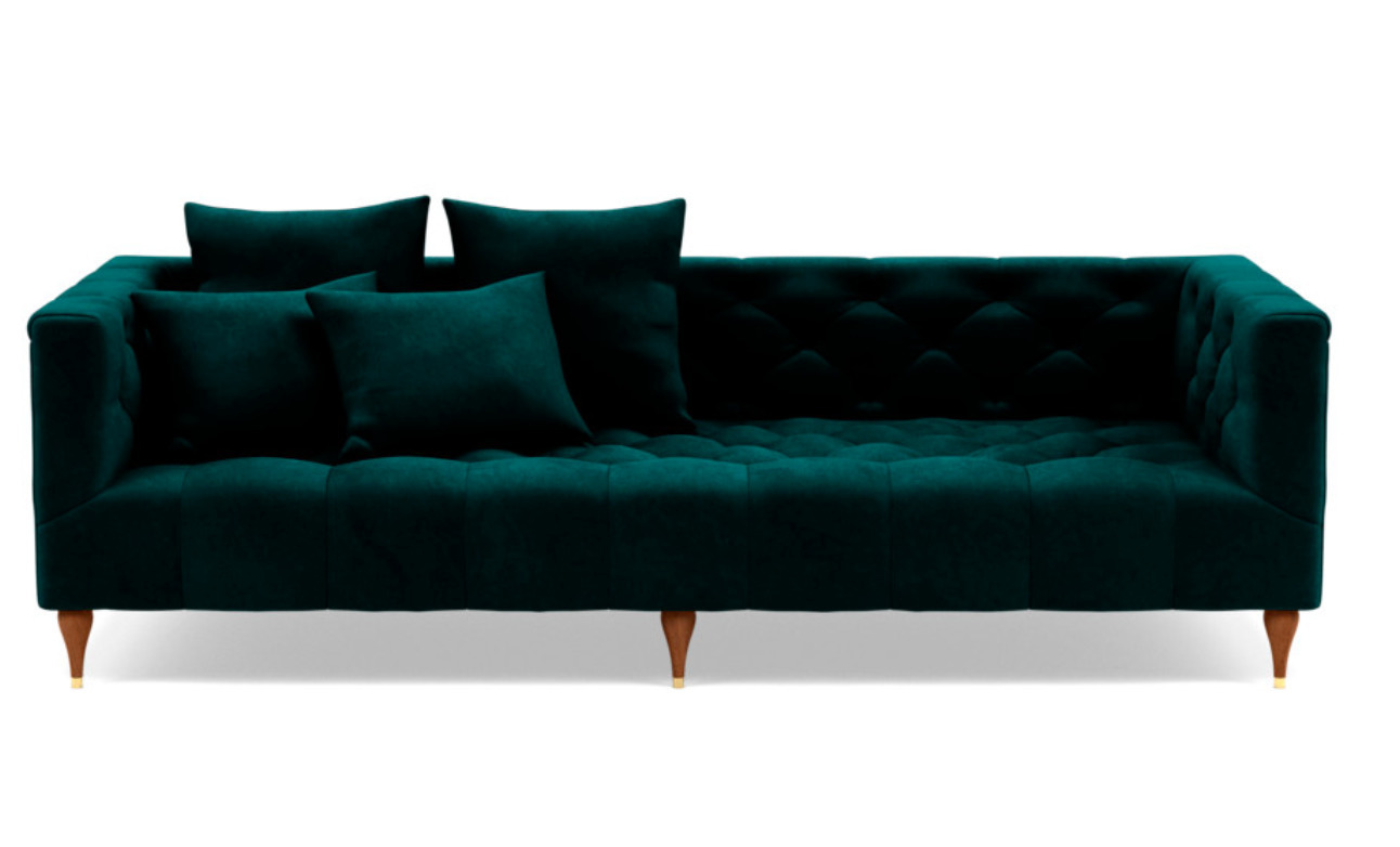 Ms. Chesterfield Sofa - 82""