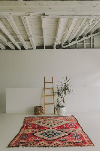 Vintage Boujaad Rug (6.2 x 8.4)
