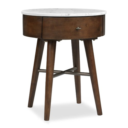 Andover Side Table (Walnut)