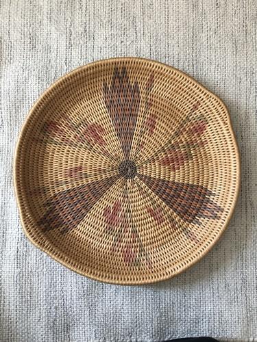 Vintage Basket - medium