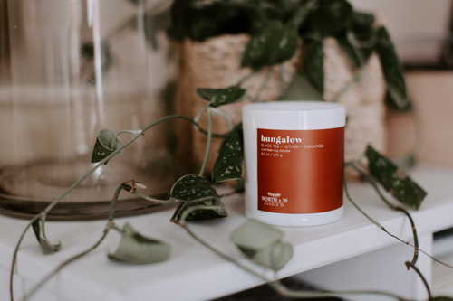 Bungalow Soy Candle