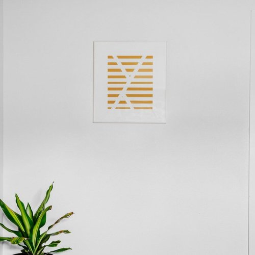 """Summer Stripe"" Print"