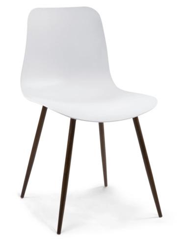 Alva Dining Chair - White
