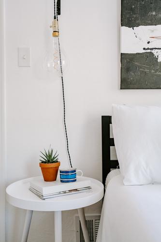 Large LED Pendant Light