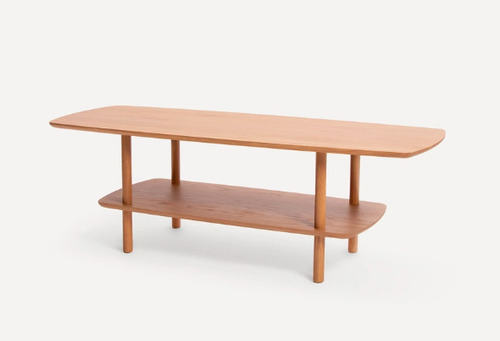 Serif Coffee Table in Oak