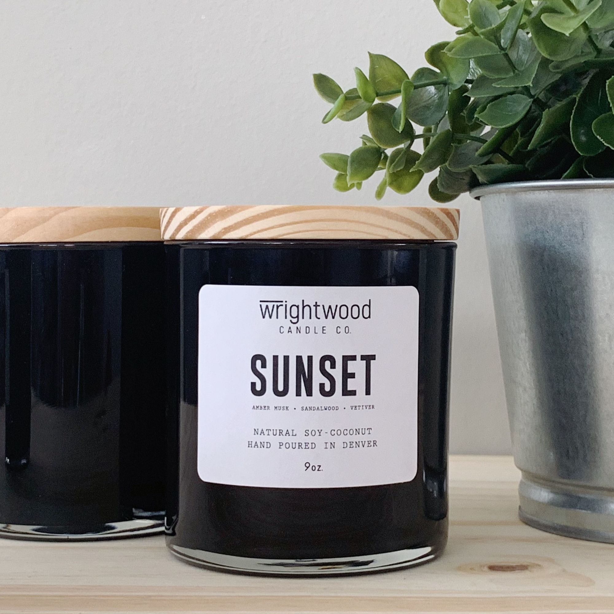 Sunset • 9oz Wood Wick