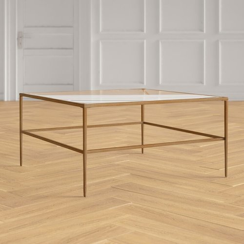 Bonniton Coffee Table (Muted Gold)