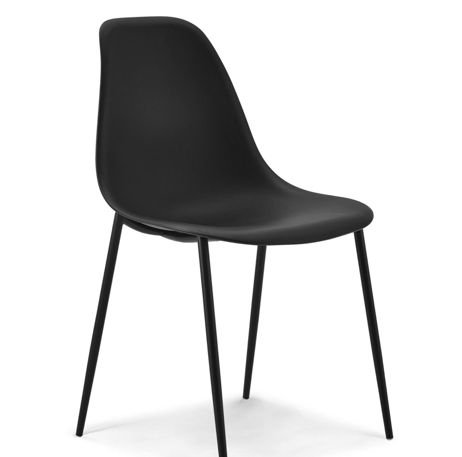 Isla Dining Chair (Black)