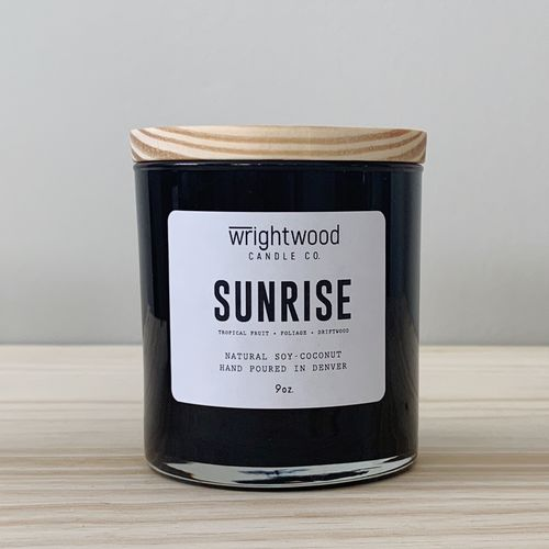 Sunrise • 9oz Wood Wick