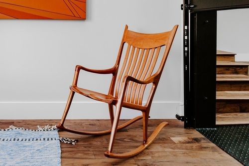 Cherry Rocking Chair