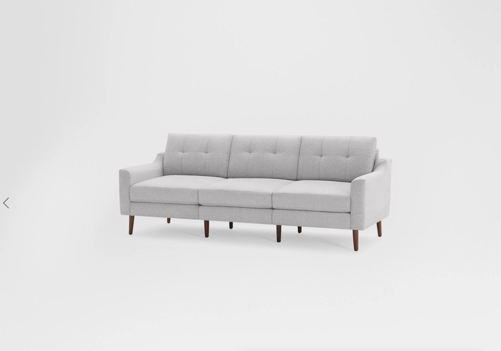 Nomad Sofa (Crushed Gravel)