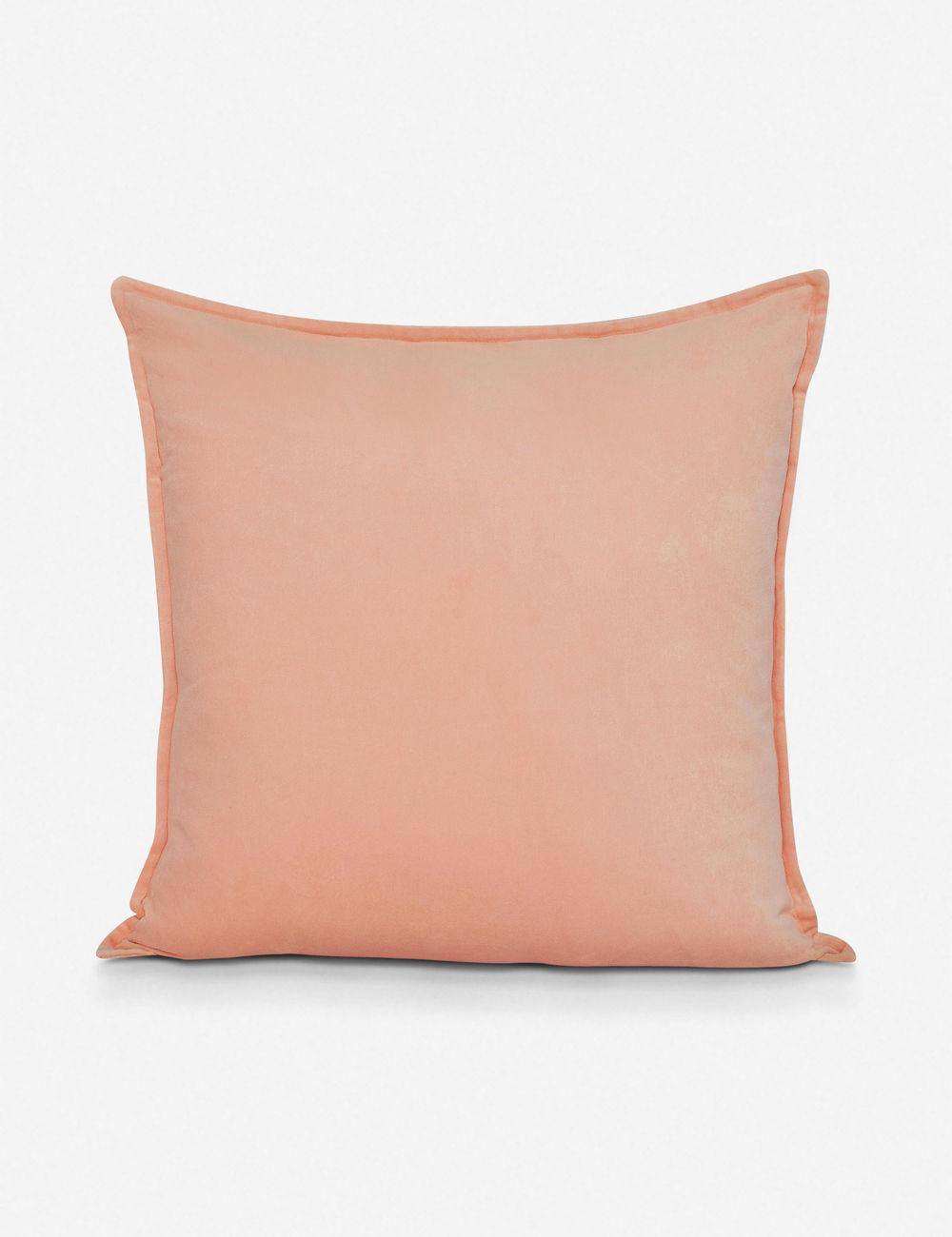 Maxen Velvet Pillow