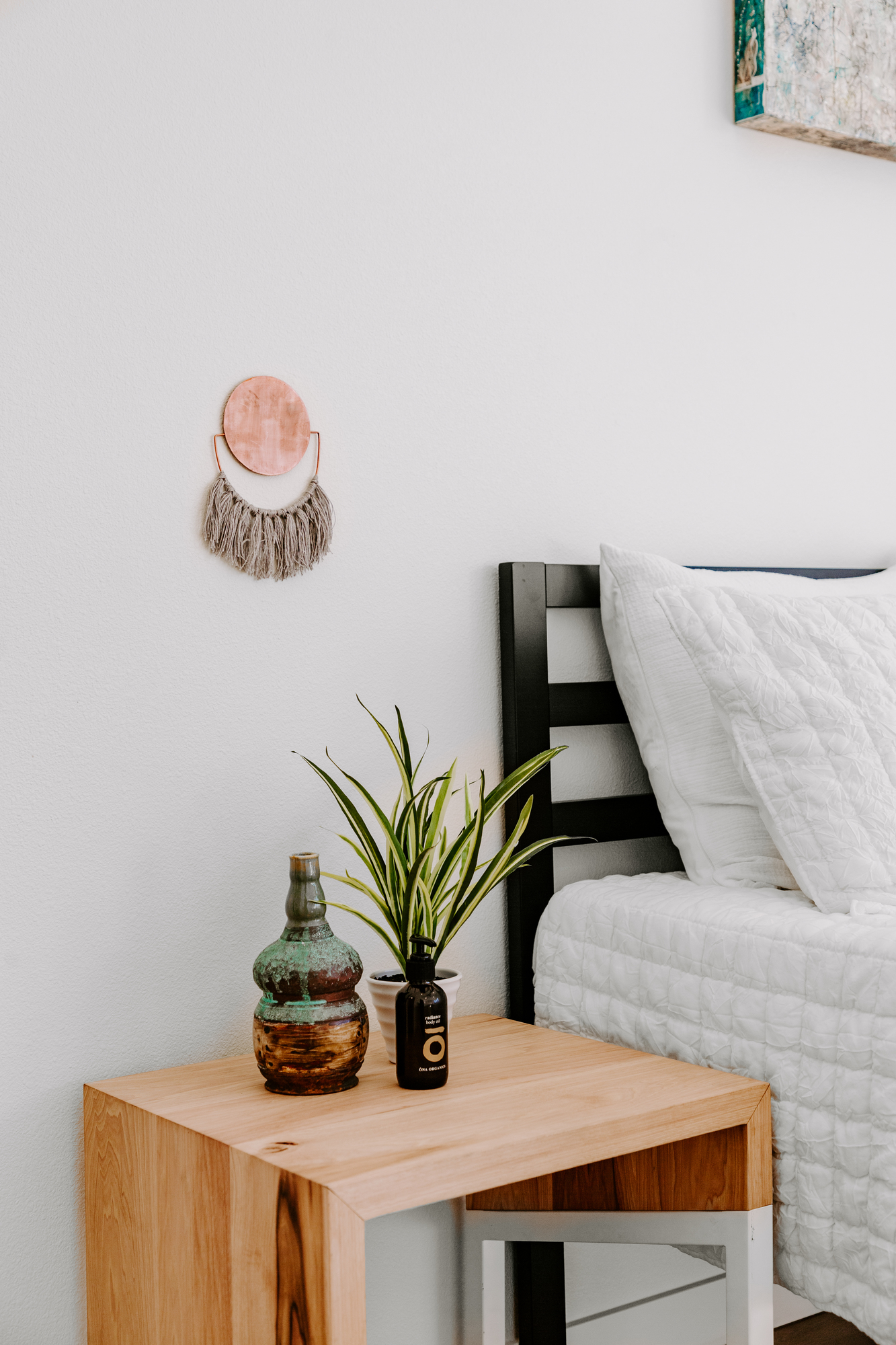 Copper Ama Wall Hanging