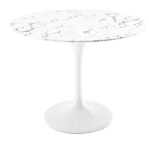 Daisy Artificial Marble Dining Table