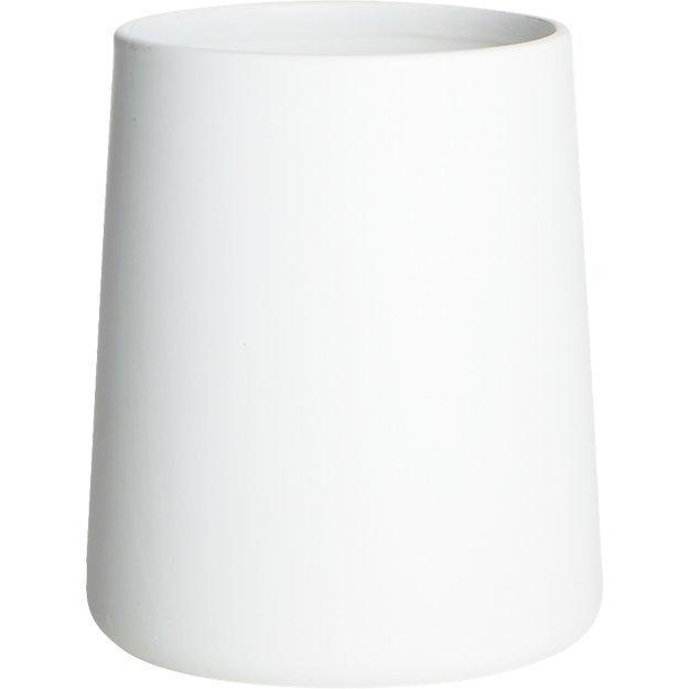 Stoneware Utensil Caddy