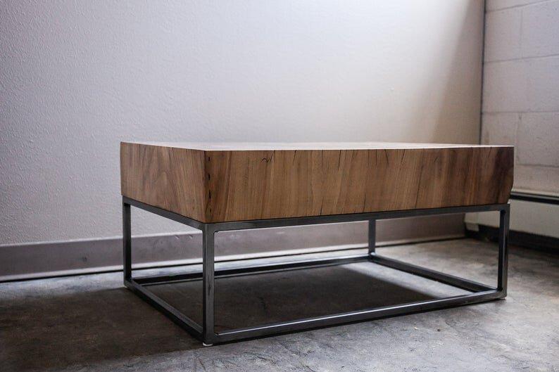 Rio Grande Cottonwood Coffee Table