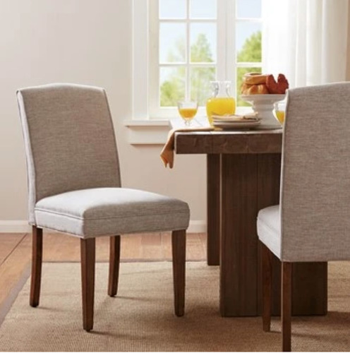 Camel Dining Chairs (Set of 2)