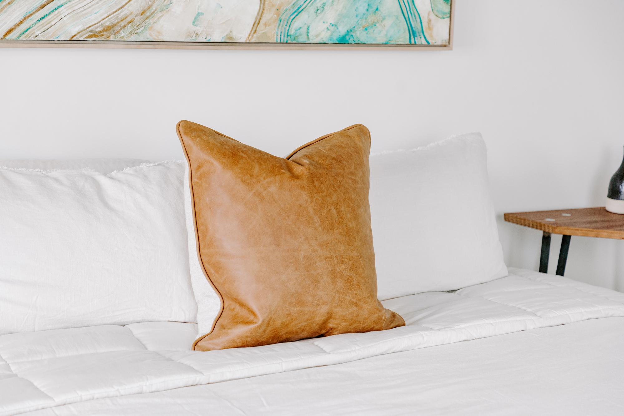 Dobla Throw Pillow