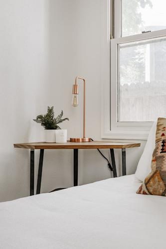 Diamond Side Table