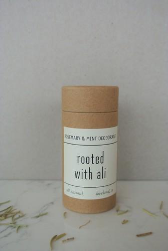 Rosemary & Mint Deodorant