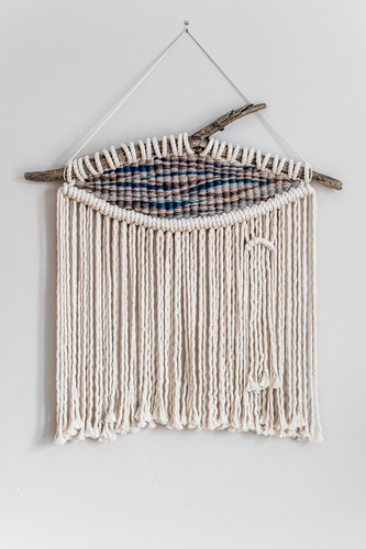 Large Woven Wall Hanging
