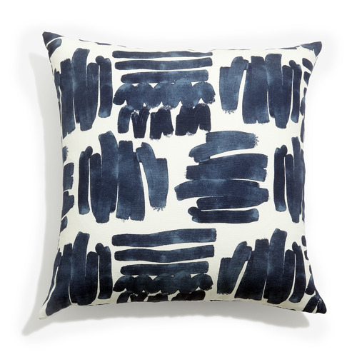 Warby Throw Pillow