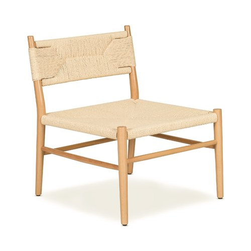 Corden Lounge Chair - Natural