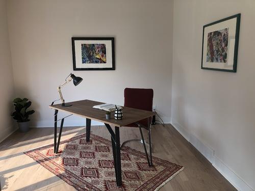 Truss Desk - ash/raw
