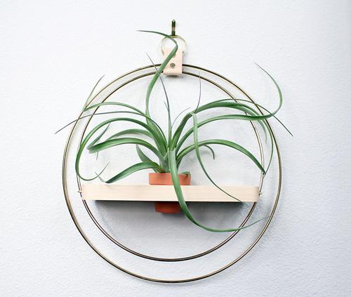 Plant Shelf Terracotta