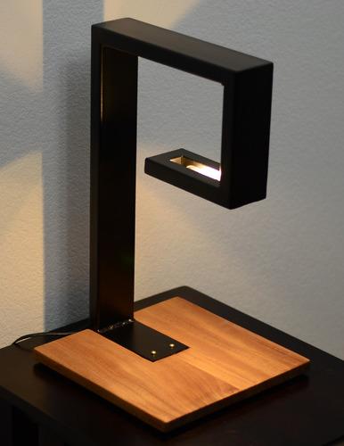 Industrial Loop Lamp