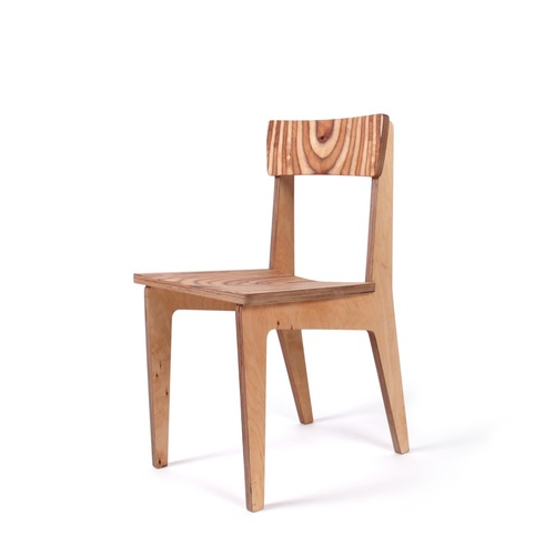 Contour Chair (Baltic Birch)