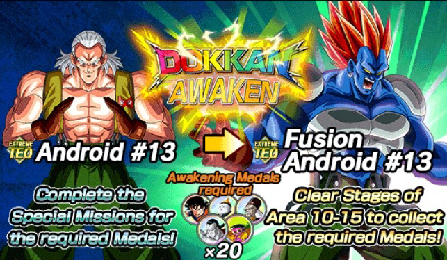 Android 13 Dokkan Medal Locations - WML Cloud