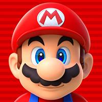 Mario run icon mid