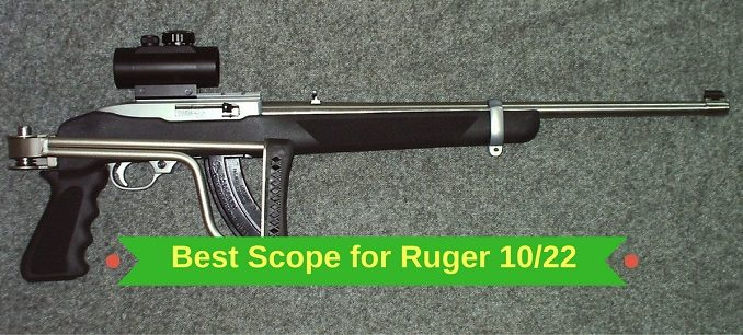Best Scope for Ruger 10-22