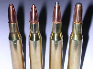 4 cartridges variations of .270