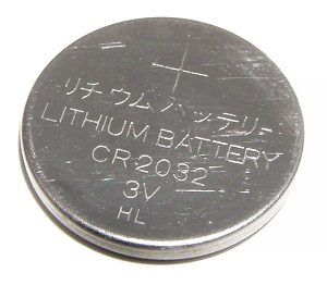Lithium Battery CR2032