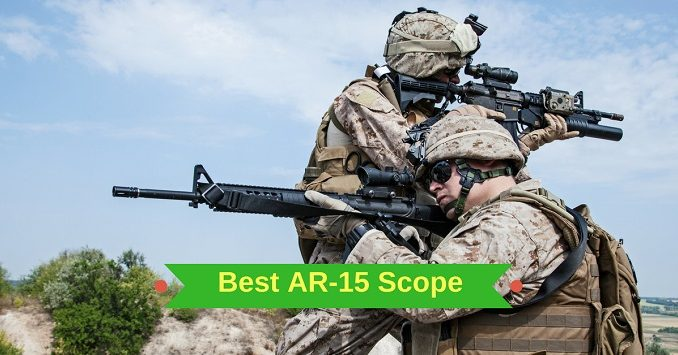 Best AR15 Scope