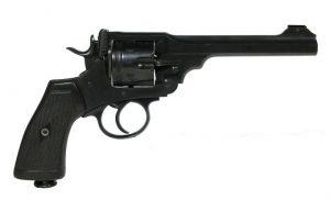 Webley Mk VI Revolver