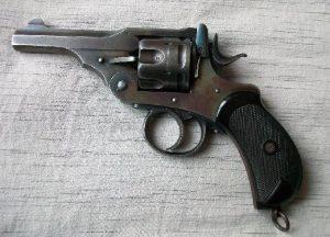 Historical Gun Series : The Webley VI Revolver - Gungoal