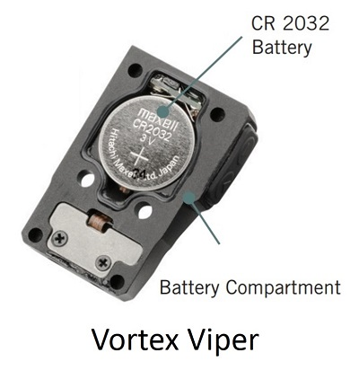 Viper battery compartment