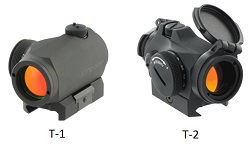 AIMPOINT T1 vs T2