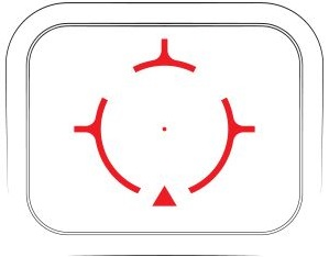 AMG UH-1 Reticle