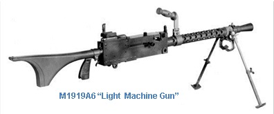 Browning M1919A6