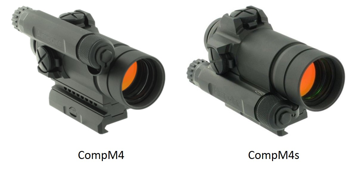 Aimpoint PRO VS Comp M4 : Which One is the Best Deal for You?