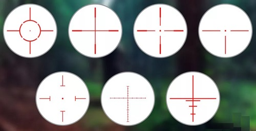 atn Reticle patterns