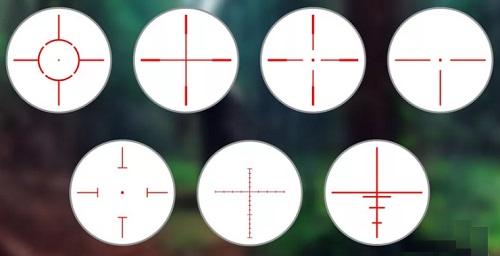 atn Reticle patterns